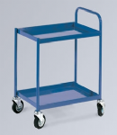 Order Picking Trolley - 2 Shelf
